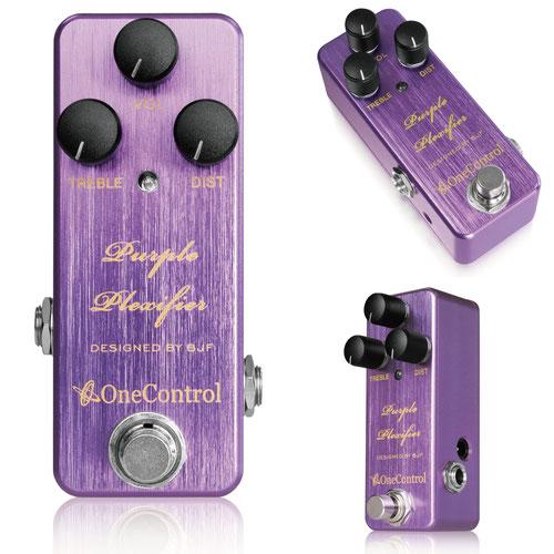 One Control Purple Plexifier 新品 オーバードライブ/ディストーション[ワンコントロール][パープルプレキシファー][Overdrive/Distortion][Effector,エフェクター]