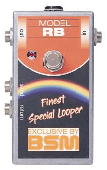 当店の記念日 BSM RB 新品 RB 新品 パッシブ・ルーパー[Ritchie Blackmore,リッチーブラックモア][Looper][Effector,エフェクター], 驚きの値段:9ce2926a --- annhanco.com