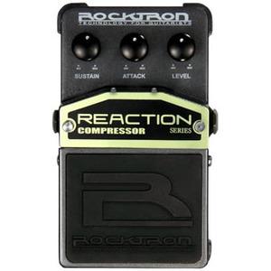 Rocktron Reaction Compressor 新品 コンプレッサー[ロックトロン][リアクション][Effector,エフェクター]