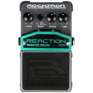 Rocktron Reaction Digital Delay 新品 デジタルディレイ[ロックトロン][リアクション][Effector,エフェクター]