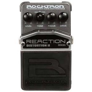 Rocktron Reaction Distortion 2 新品 ディストーション[ロックトロン][リアクション][Effector,エフェクター]