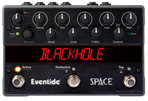 Eventide Space 新品 リバーブ [イーブンタイド][スペース][Reverb][Effector,エフェクター]