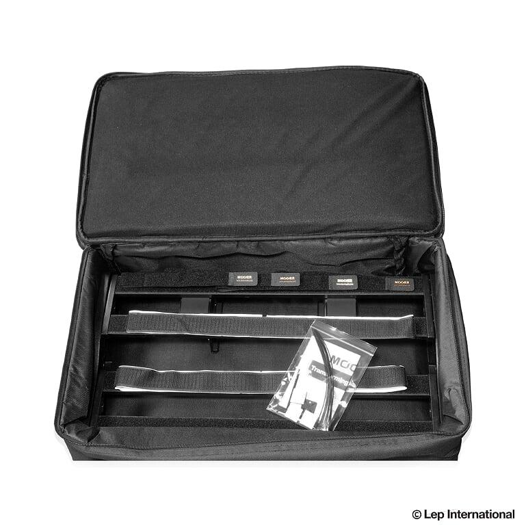 MOOER TF-16S Transform Series Pro Pedalboard Soft Case 新品 [ムーア][ペダルボード,エフェクターボード][Effector,エフェクター]