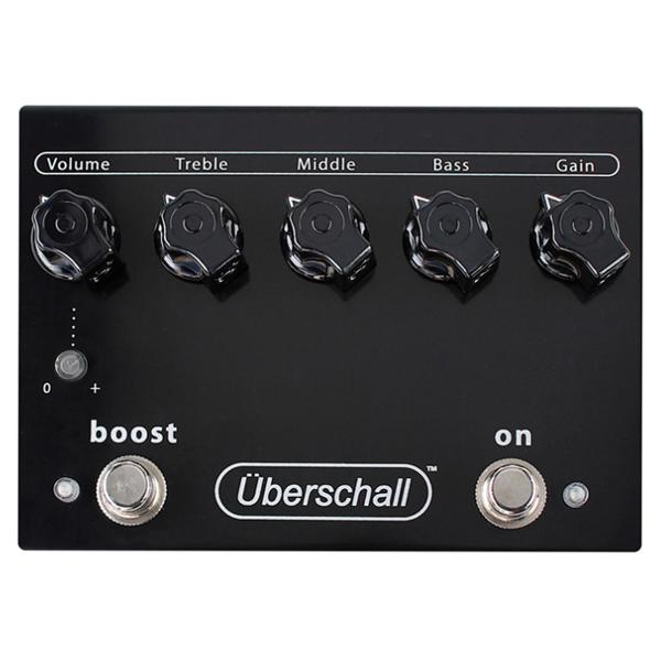 【正規品】Bogner Uberschall 新品 ディストーション[ボグナー][ウーバーシャル][Distortion][Effector,エフェクター]
