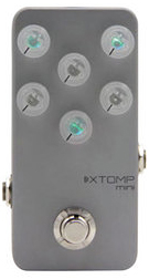 HOTONE XTOMP mini 新品 マルチエフェクター/アンプシュミレーター[ホットトーン][エックストンプ][Multi Effector][ギター/ベース用]