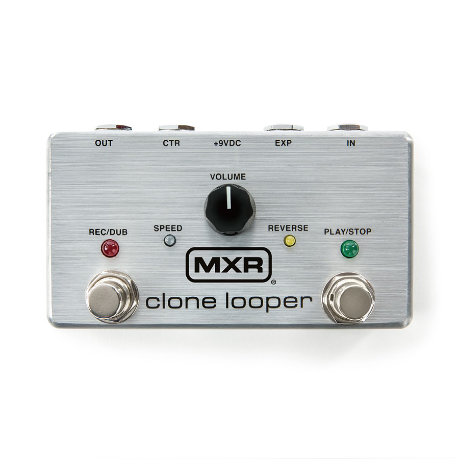 MXR M303 CLONE LOOPER PEDAL 新品 ルーパー[M303][Effector,エフェクター]