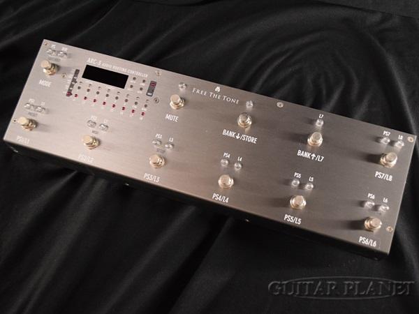 【中古】Free The Tone ARC-3 プログラムスイッチャー[フリーザトーン][Silver,シルバー,銀][ラインセレクター][Effector,エフェクター]