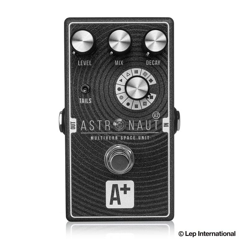 Shift Line ASTRONAUT V.2 新品 リバーブ[シフトライン][アストロノート][リバーブ][エフェクター,Effector]