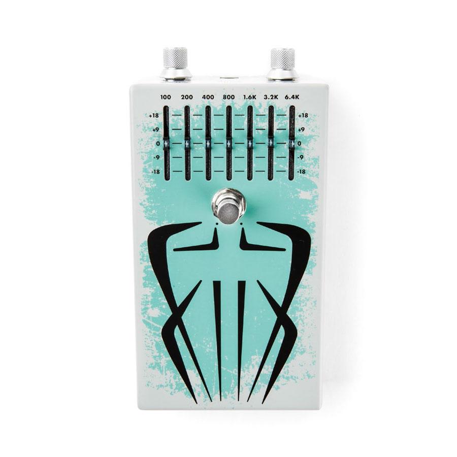 【世界500台限定】Jim Dunlop BFG07 / SIETE SANTOS OCTAVIO FUZZ 新品[ジムダンロップ][ビリーギボンズ][オクターブファズ][エフェクター,Effector]_arti_cde