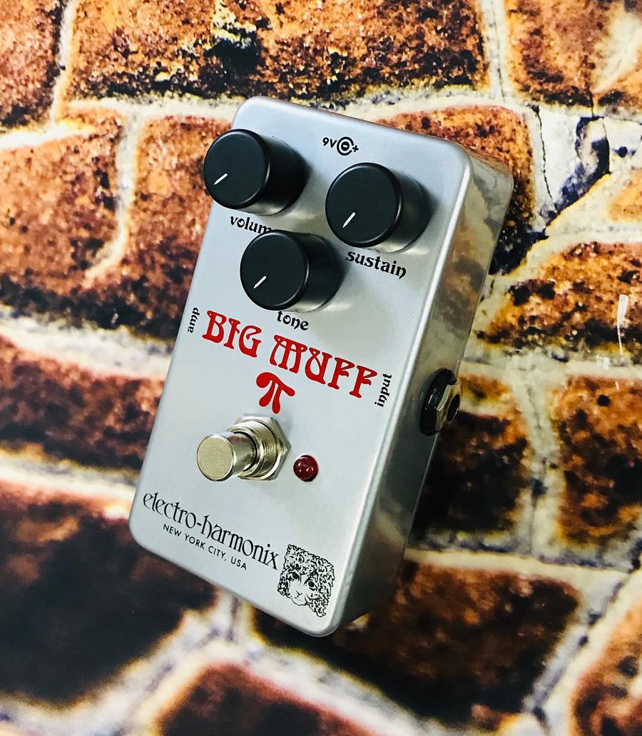 electro-harmonix Ram's Head Big Muff Pi 新品 ビッグマフ[エレクトロハーモニクス][ラムズヘッド][ビッグマフ][Fuzz,ファズ][Distortion,ディストーション][Effector,エフェクター]