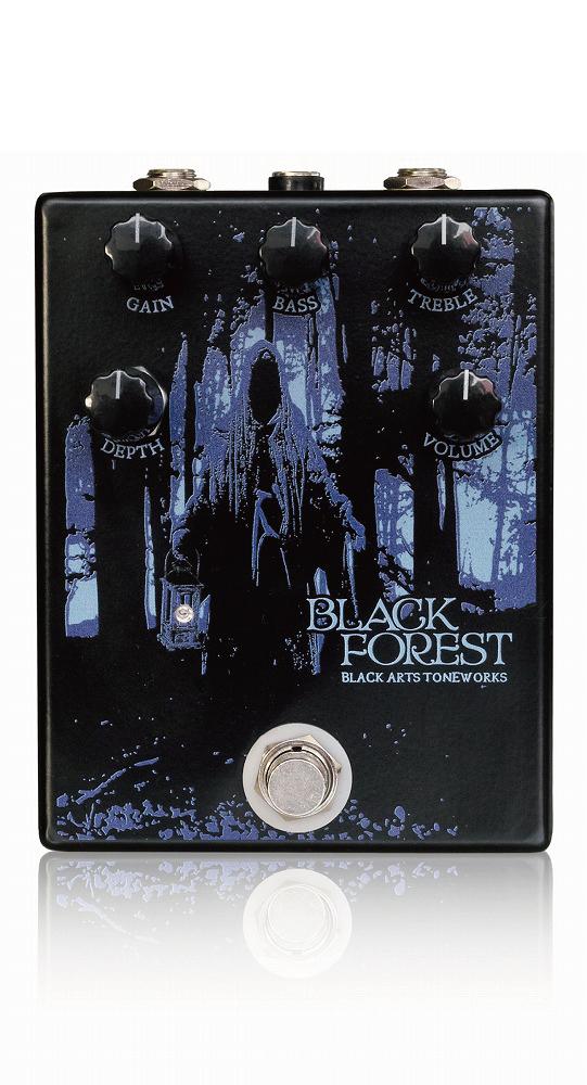 Black Arts Toneworks / Black Forest 新品 ディストーション/ファズ[ブラックアーツトーンワークス][ブラックフォレスト][Distortion,Fuzz][Effector,エフェクター]
