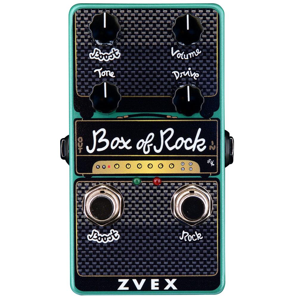 Z.VEX Box of Rock 新品 Vertical Series[ジーベックス,ゼットベックス][ボックスオブロック][Distortion,ディストーション][バーティカルシリーズ][Effector,エフェクター]