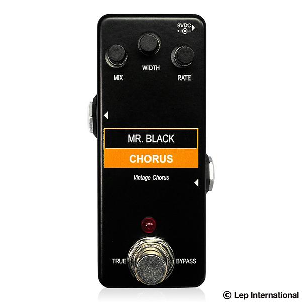 Mr. Black Mini Vintage Chorus 新品 ヴィンテージコーラス [ミスターブラック][ミニ][エフェクター,Effector]_otherfx