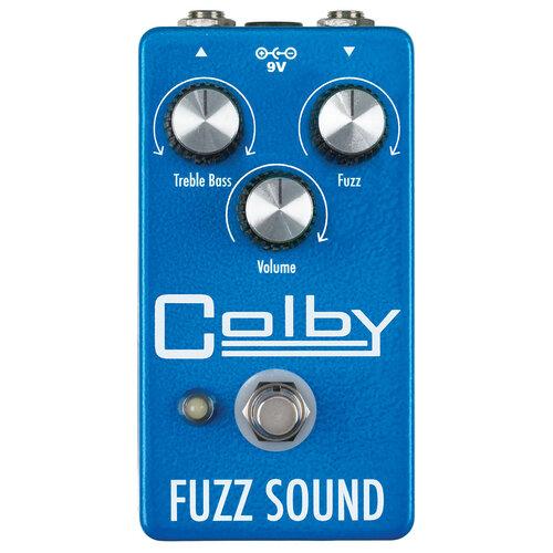 Earth Quaker Devices Colby Fuzz Sound 新品 ヴィンテージファズトーン [アースクエイカーデバイセス][コルビーファズサウンド][Fuzz][Effector,エフェクター]