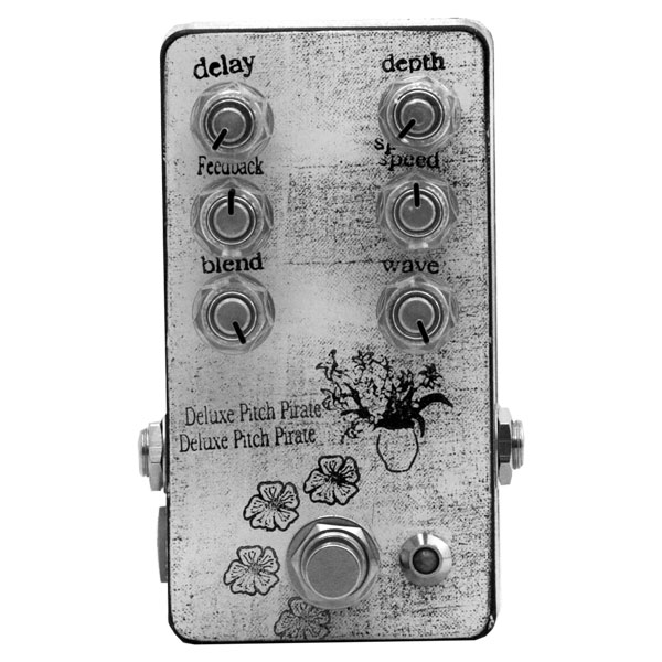 Mid-Fi Electronics Deluxe Pitch Pirate 新品 ディレイ/モジュレーション [キーリー][Delay,Modulation,Pitch Bend][Effector,エフェクター]
