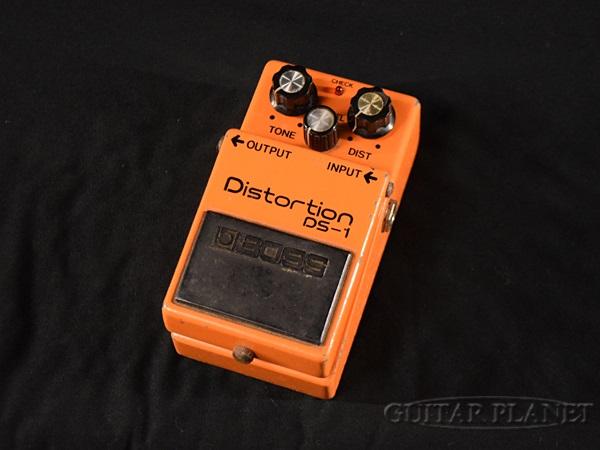 【中古 エフェクター]】BOSS DS-1 1979年製 ディストーション [ボス][DS1][Distortion][Effector,エフェクター], 結納屋 長生堂:fcda8352 --- flets116.jp