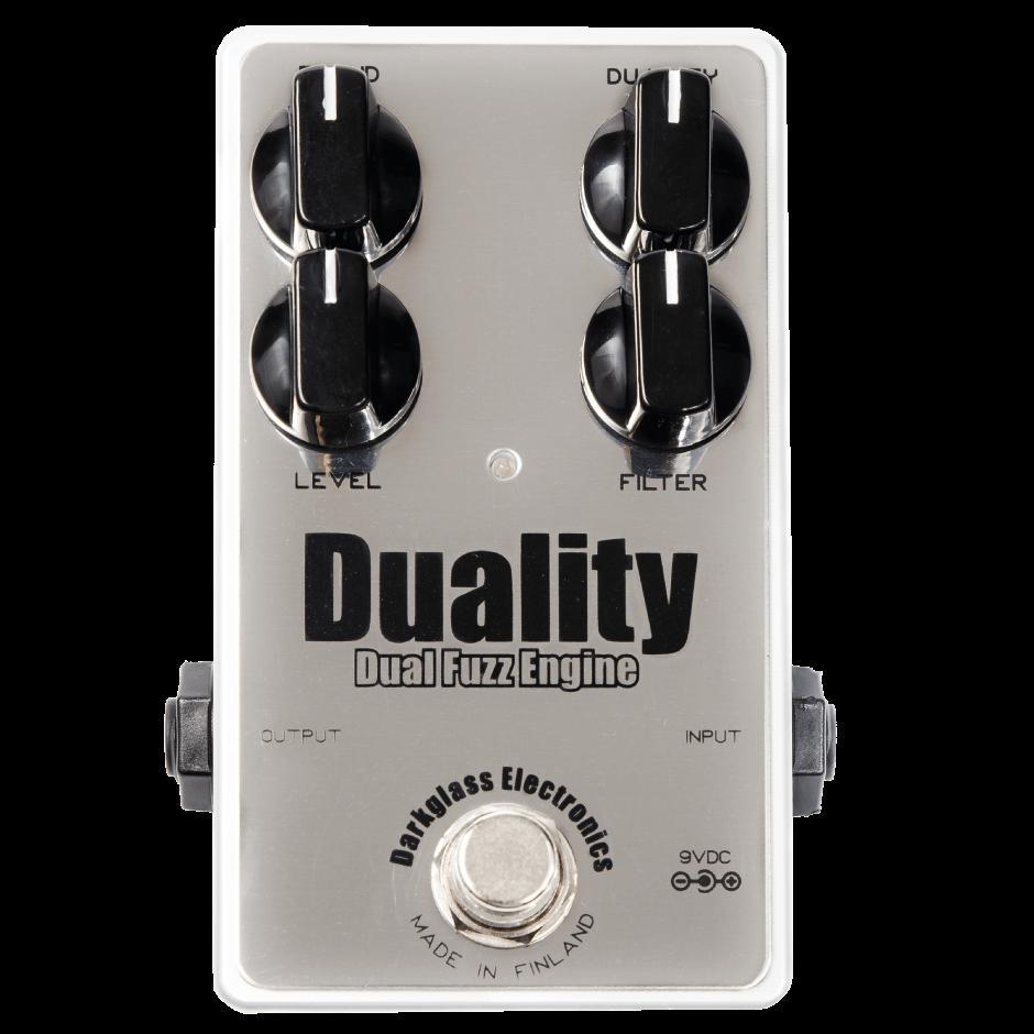 Darkglass Electronics Duality Fuzz 新品 ベース用ファズ[ダークグラスエレクトロニクス][デュアリティファズ][Bass Fuzz][Effector,エフェクター]