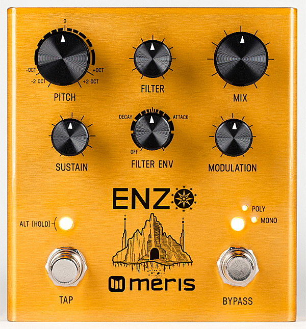 meris Enzo 新品 ギターシンセサイザー[メリス][エンゾ][Synthesizer][Effector,エフェクター]