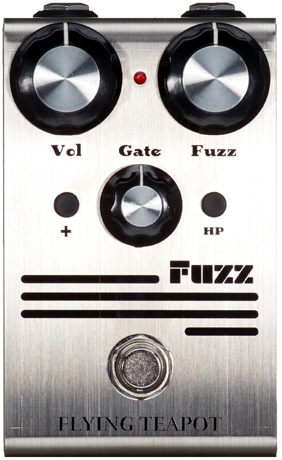 FLYING TEAPOT Fuzz 新品 ファズ[フライングティーポット][Fuzz,歪み][Effector,エフェクター]