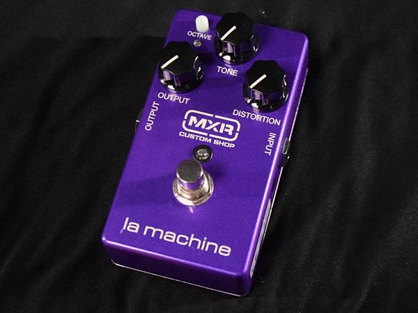 【中古】MXR la machine ファズ/オクターヴファズ [エムエックスアール][ラマシーン][Octave Fuzz][Effector,エフェクター]