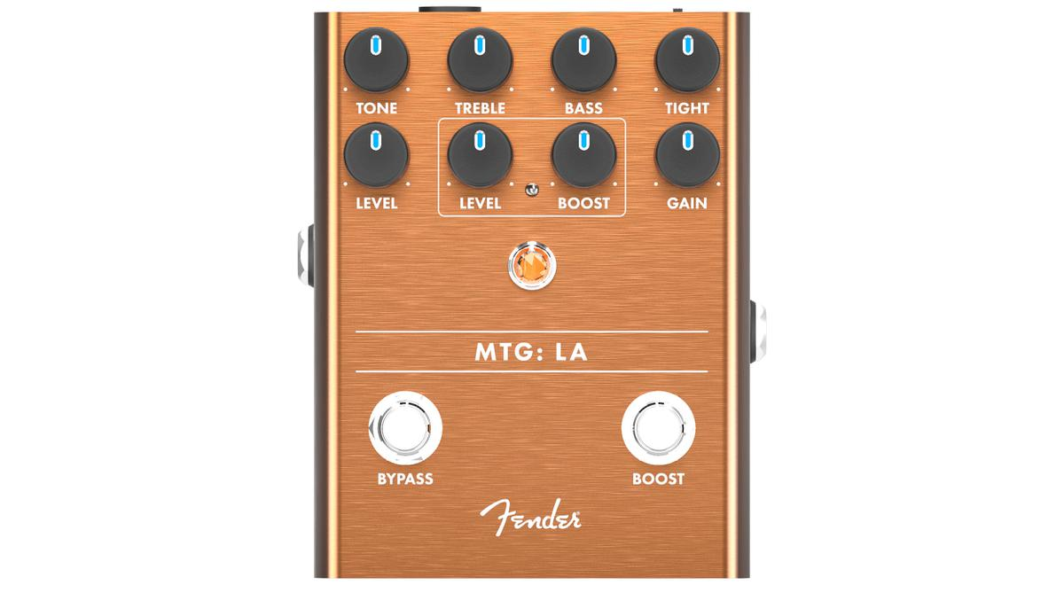 Fender MTG:LA Tube 今だけスーパーセール限定 Distortion 新品 ペダル フェンダー エフェクター Effector お得セット ディストーション