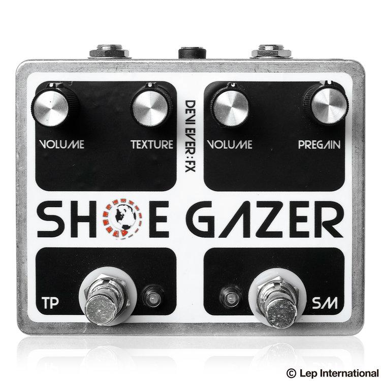 Devi Ever Shoe Gazer 新品 ファズ[デビエバー][シューゲイザー][Fuzz][Effector,エフェクター]