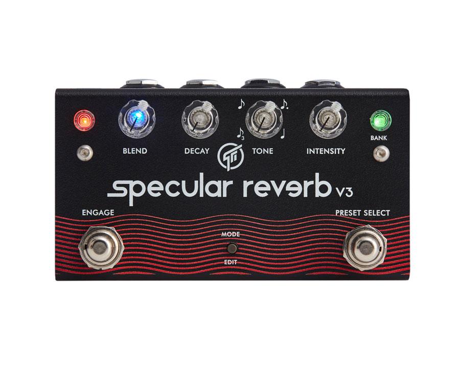 GFI SYSTEM SPECULAR REVERB V3 新品 リバーブ[スペキュラーリバーブ][Reverb][Effector,エフェクター]