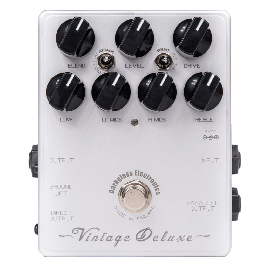 Darkglass Electronics Vintage Deluxe 新品 新品 ベース用オーバードライブ[ダークグラスエレクトロニクス][ヴィンテージデラックス][Bass Darkglass OverDrive][Effector,エフェクター], Trendy DECO:7437a7b3 --- jpworks.be