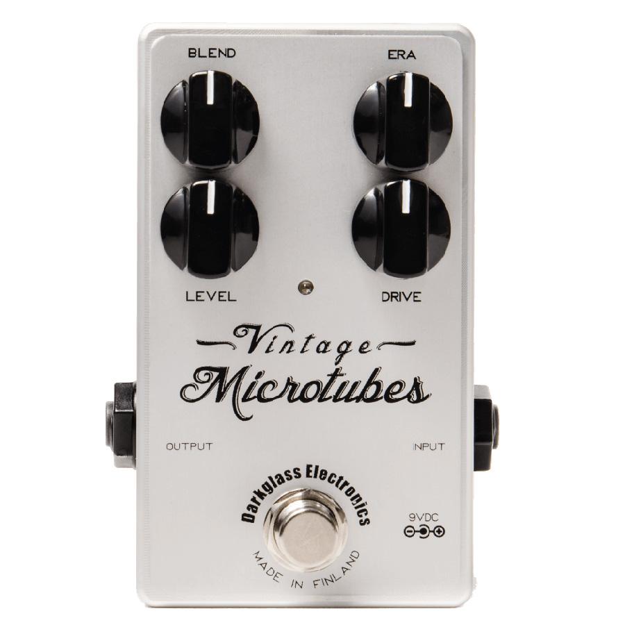 Darkglass Electronics Vintage Microtubes Overdrive 新品 ベース用オーバードライブ[ダークグラスエレクトロニクス][ヴィンテージマイクロチューブ][Bass OverDrive][Effector,エフェクター]