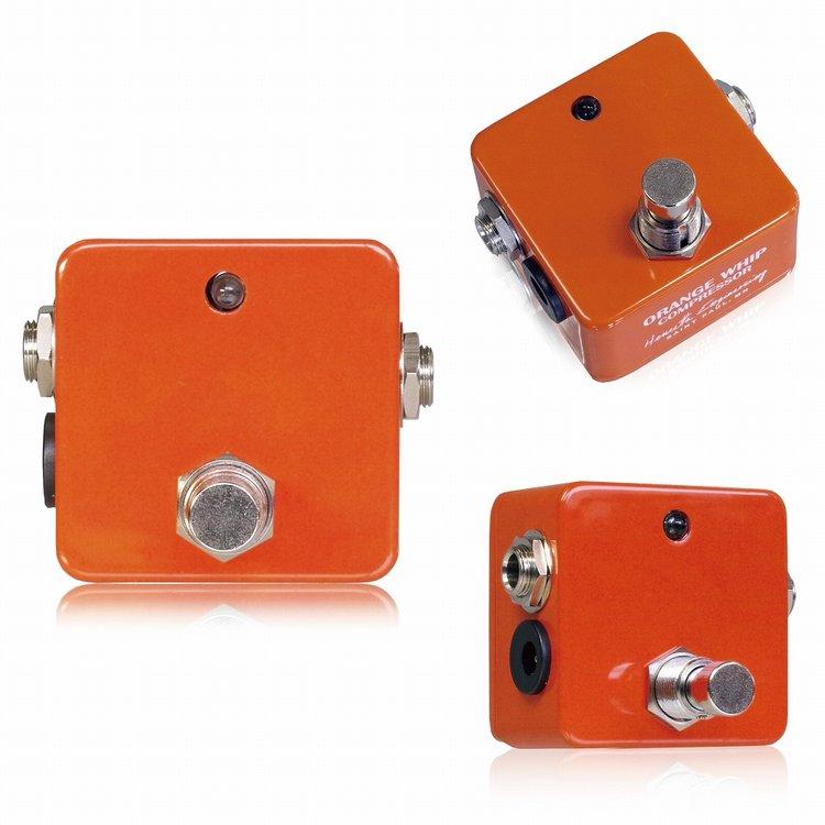Henretta Engineering Orange Whip Compressor 新品 コンプレッサー[ヘンレッタエンジニアリング][オレンジウィップコンプレッサー][Effector,エフェクター]