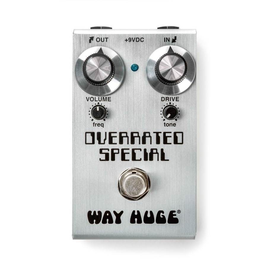 WAY HUGE WM28 Overrated Special Way Huge Smalls series 新品 オーバードライブ[ウェイヒュージ][WM-28][Overdrive][Effector,エフェクター]