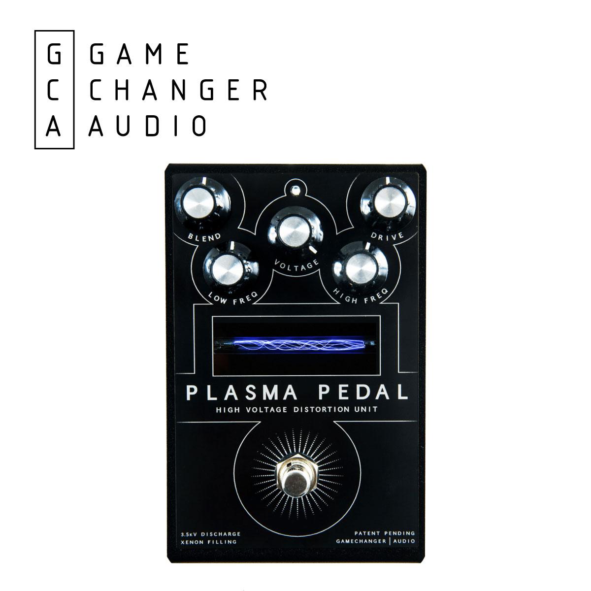 お取り寄せ商品の為 発送日は別途ご連絡致します Game Changer Audio PLASMA Pedal 新品 エフェクター オーバードライブ Overdrive 手数料無料 Effector ディストーション Distortion 安い 激安 プチプラ 高品質 ゲームチェンジャーオーディオ