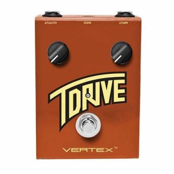 VERTEX T DRIVE 新品 オーバードライブ[バーテックス][Overdrive][Effector,エフェクター]
