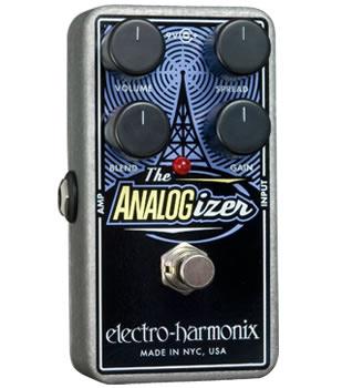 【正規品】electro-harmonix The エフェクター] Analogizer 新品 アナロガイザー[エレクトロハーモニクス][Effector,エフェクター], MASTERPIECE:5ecc0f94 --- tjfa.jp