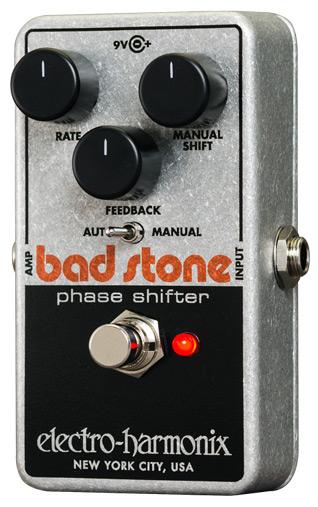 非常に高い品質 【正規品】electro-harmonix Phase Bad Stone Phase Stone Shifter 新品[エレクトロハーモニクス,エレハモ][バッドストーン][フェイズシフター][Phaser,フェイザー][Effector,マルチエフェクター][動画], 激安/新作:6893725d --- portalitab2.dominiotemporario.com
