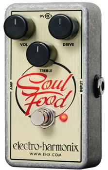 【正規品】electro-harmonix Soul Food 新品 オーバードライブ/ディストーション[エレクトロハーモニクス][ソウルフード][ケンタウルス][Overdrive][Distortion][Effector,エフェクター]