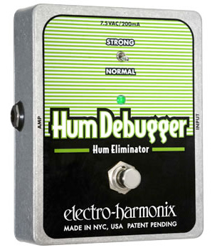 【正規品】electro-harmonix Hum Debugger 新品 ハム・エリミネーター[エレクトロハーモニクス][Hum Eliminator][Effector,エフェクター]