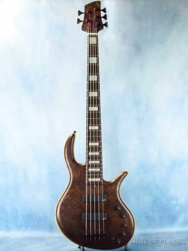 【御委託中古品】Elrick Gold Series e-volution 5st -Natural-【3.87kg】[エルリック][ナチュラル][Electric Bass,エレキベース]【used_ベース】