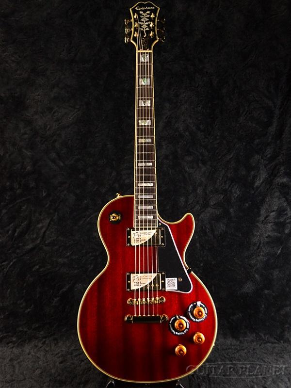 Epiphone 限量版 Les 保罗自定义 PRO 诞辰 100 周年樱桃新 [Epiphone]、 [自定义 Pro] [红樱桃,红色,红色] [LP,Les Paul 类型] [电吉他、 电吉他]