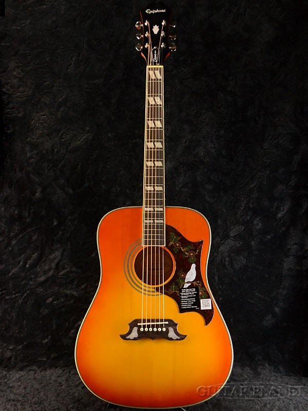 Epiphone DOVE PRO brand new vaiorimbarst [Epiphone] [Dove, Dove, Violin Burst [Electric Acoustic Guitar, acoustic guitars, acoustic-electric guitars]