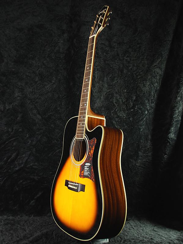 guitar planet epiphone dr 500mce brand new veneer of all body vintage sunburst epiphone. Black Bedroom Furniture Sets. Home Design Ideas