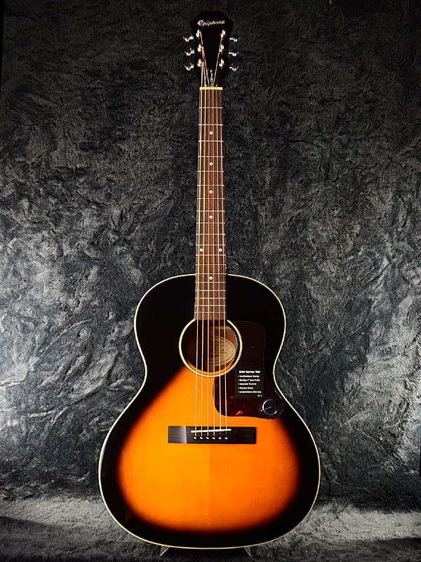 guitar planet the vintage sunburst epiphone el 00 pro vs brand new pu with vintage sunburst. Black Bedroom Furniture Sets. Home Design Ideas