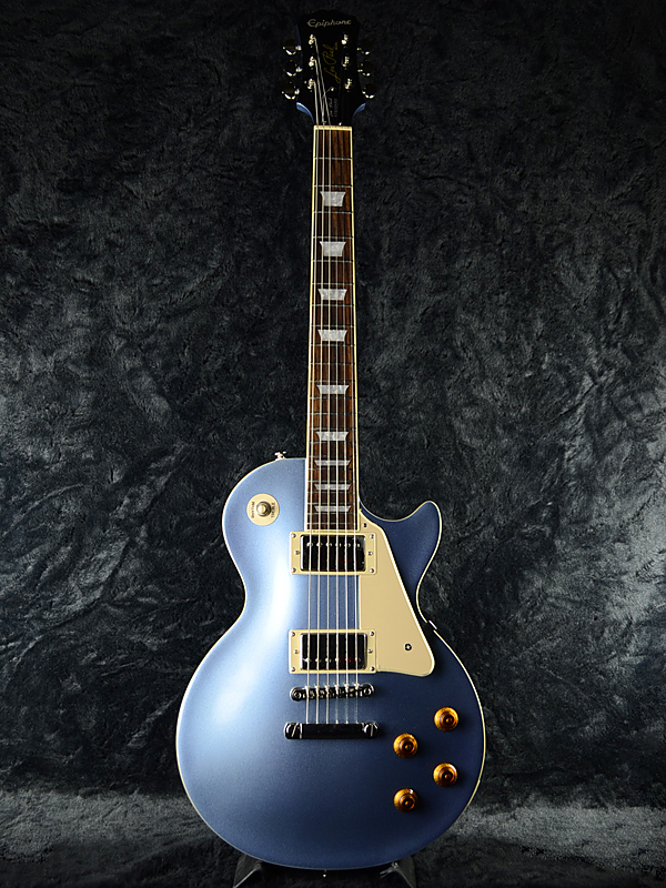 guitar planet epiphone les paul standard brand new pelham blue epiphone the les paul standard. Black Bedroom Furniture Sets. Home Design Ideas