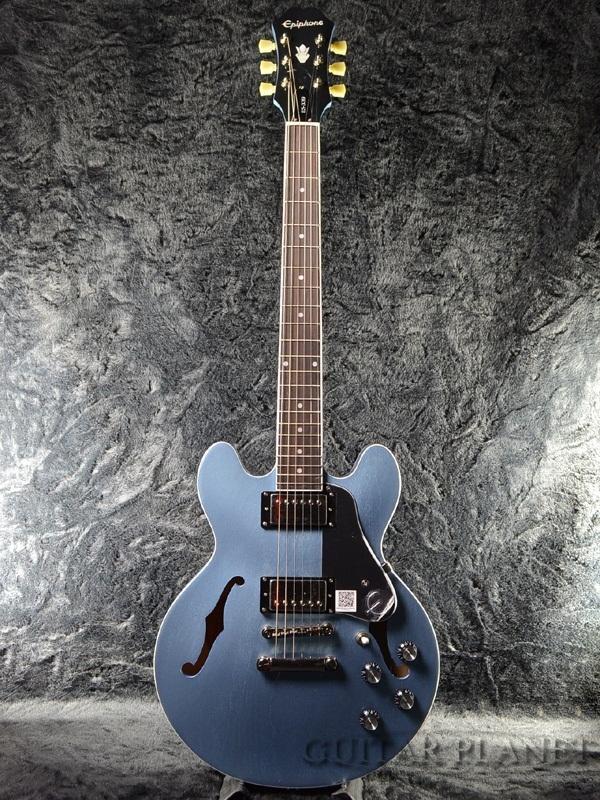 Epiphone Limited Edition ES-339 Pro w/Coil Tap TV Pelham Blue 新品[エピフォン][ES339][コイルタップ][ペルハムブルー,青][セミアコ][Electric Guitar,エレキギター]