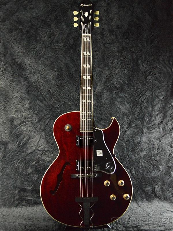 Epiphone ES 175 高级酒红新 [Epiphone]、 [高级] [西铁,红酒,红] [高射炮] [电吉他、 电吉他] [ES175]