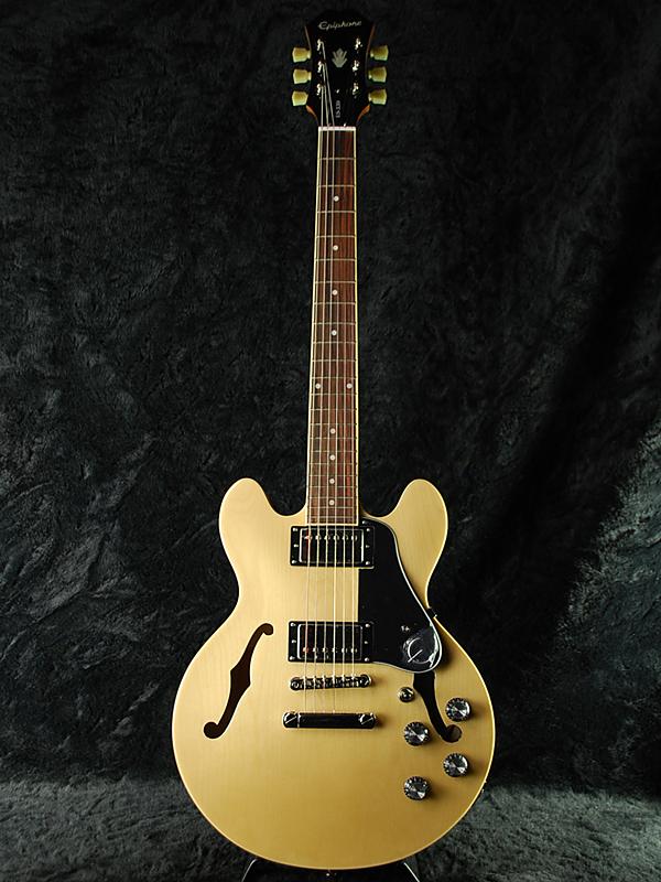 Epiphone ES-339 Pro w/Coil Tap Natural 新品 ナチュラル[エピフォン][ES339][コイルタップ][セミアコ][Electric Guitar,エレキギター]
