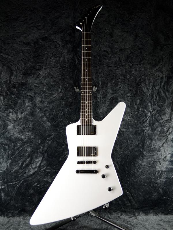 高い品質 【限定モデル】Epiphone Limited 1984 Edition Limited 1984 Explorer 新品 新品 EMGピックアップ搭載 アルペンホワイト[エピフォン][エクスプローラー][Alpine White,白][Electric Guitar,エレキギター], スーツケースのドリームサクセス:5a9009c5 --- download-songs.org