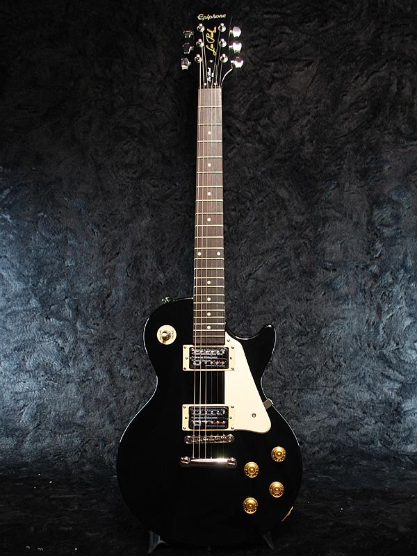 Guitar Planet Epiphone Lp 100 Brand New Ebony Les Paul 100