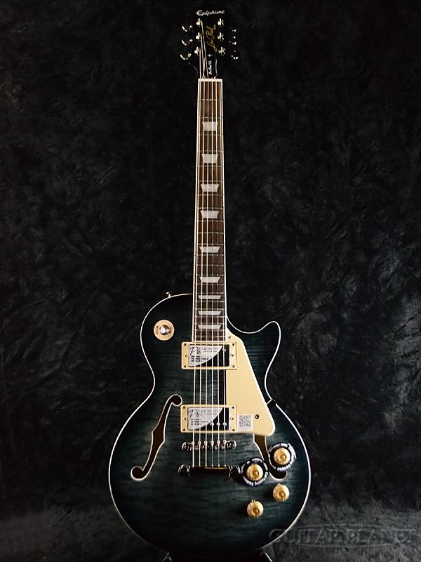Epiphone Les Paul ES PRO Trans Black 新品[エピフォン][トランスブラック,黒][LP,レスポール][Electric Guitar,エレキギター][ES-PRO]