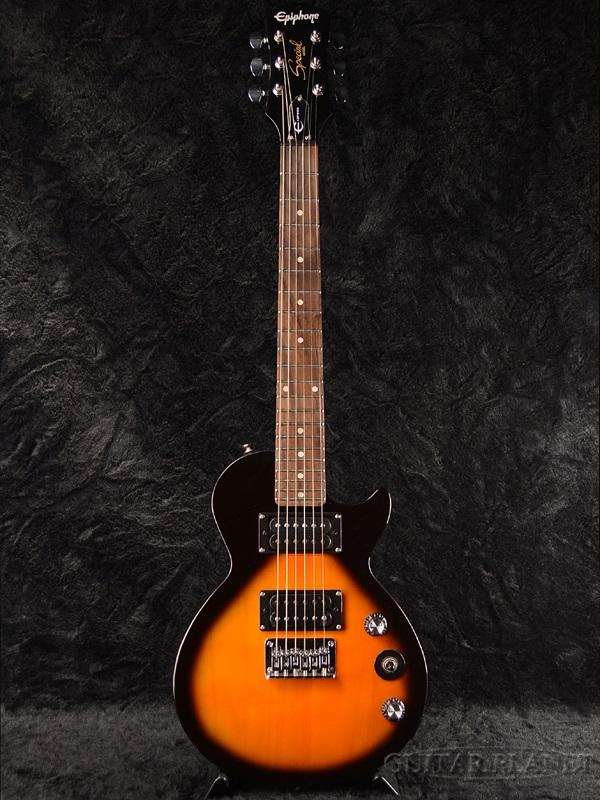 Epiphone Les Paul Express VS 新品 サンバースト[エピフォン][LP,レスポール][エクスプレス][Vintage Sunburst][ミニギター][エレキギター,Electric Guitar]